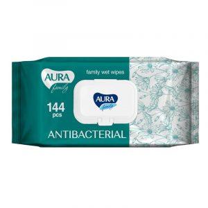 влажные салфетки антибактериальные