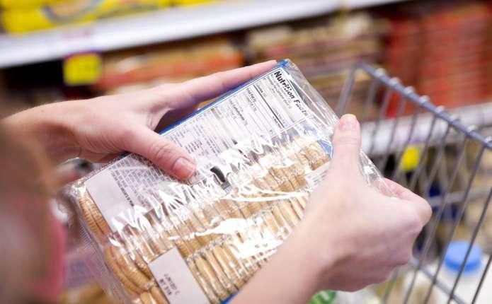 маркировка пищевых продуктов